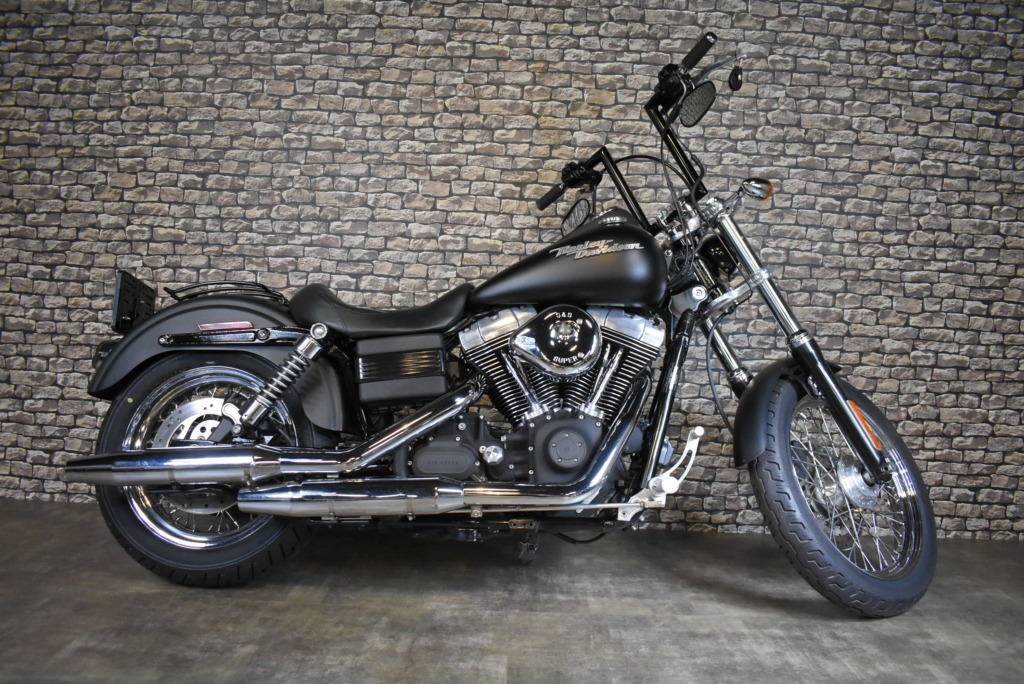 Harley Davidson, FXDB, Street Bob, 2006,