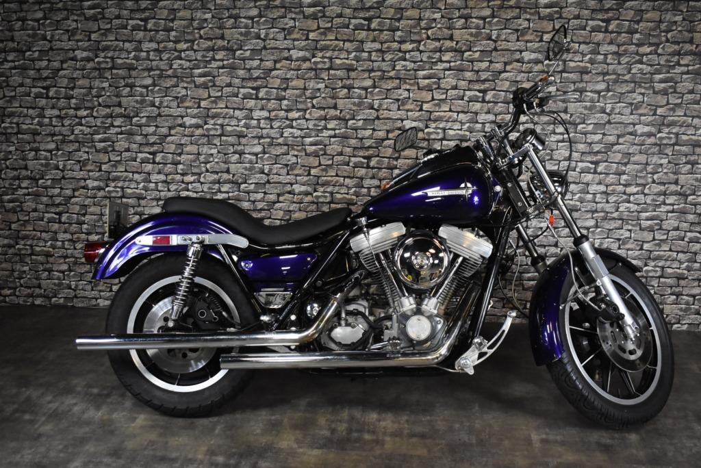 ACTIE Harley Davidson, FXRT, Sport Glide, 1985 ACTIE
