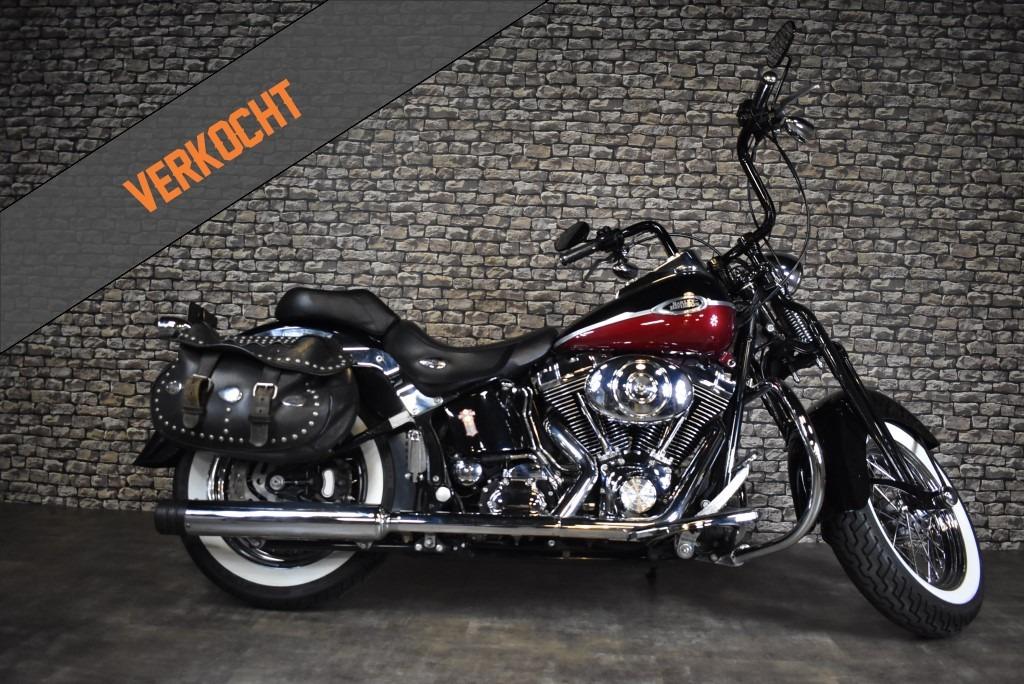 Actie, Harley Davidson, Springer Classic, FLSTSCI, 2005 Verkocht