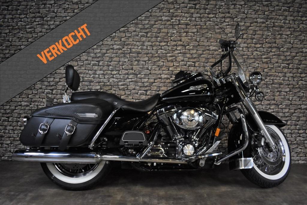 Harley Davidson, Flhrci, Roadking, Roadking Classic, 2006 VERKOCHT