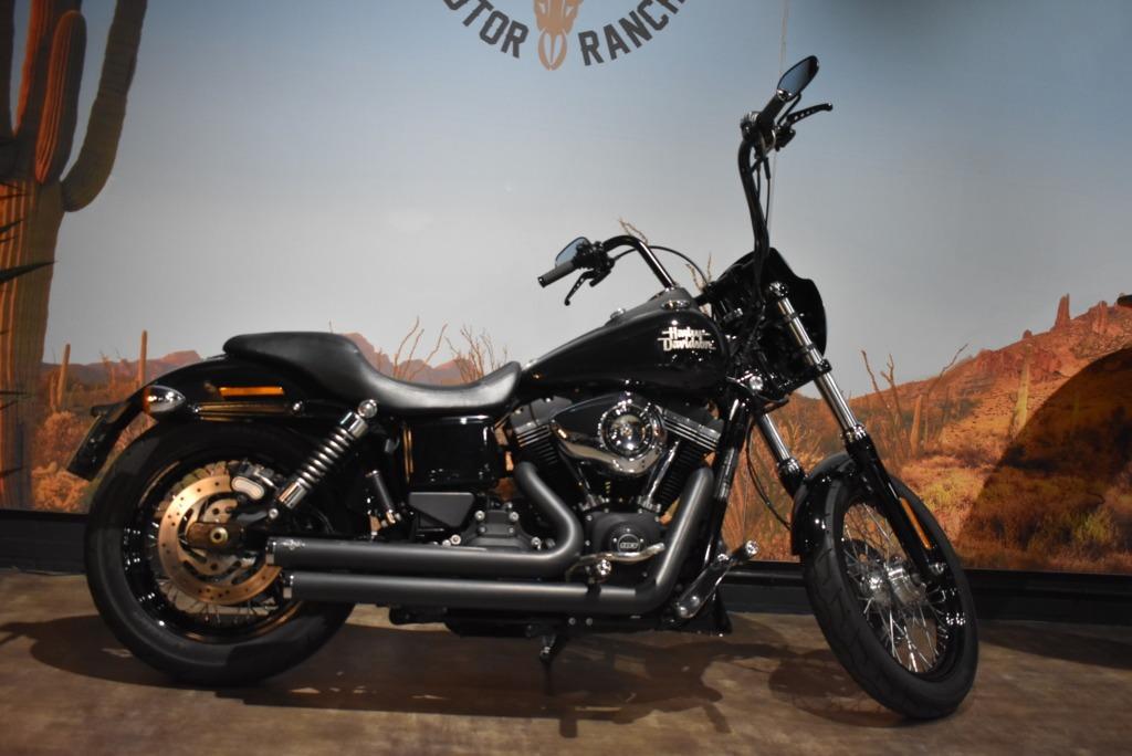 Harley Davidson, Streetbob, FXDB, Street Bob, 2015