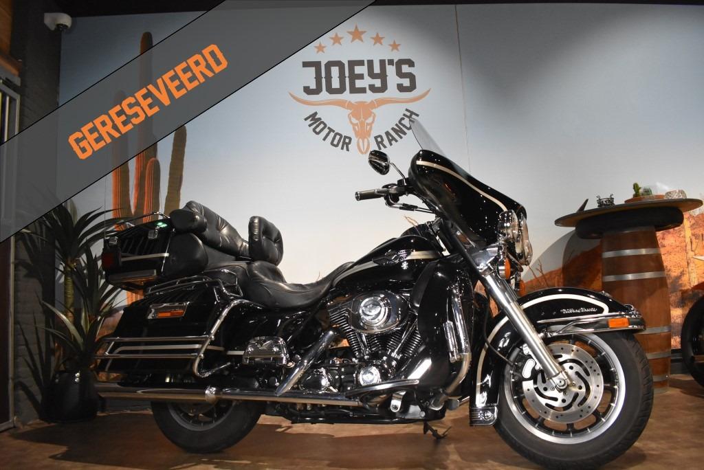 Harley Davidson, Ultra Classic, FLHTCUI, 100th Anniversary edition Gereserveerd