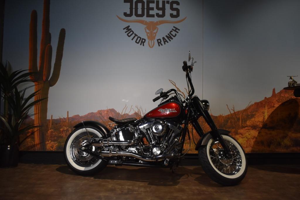 Verkocht Harley Davidson, Bobber, Heritage, Softail, 2006, Verkocht