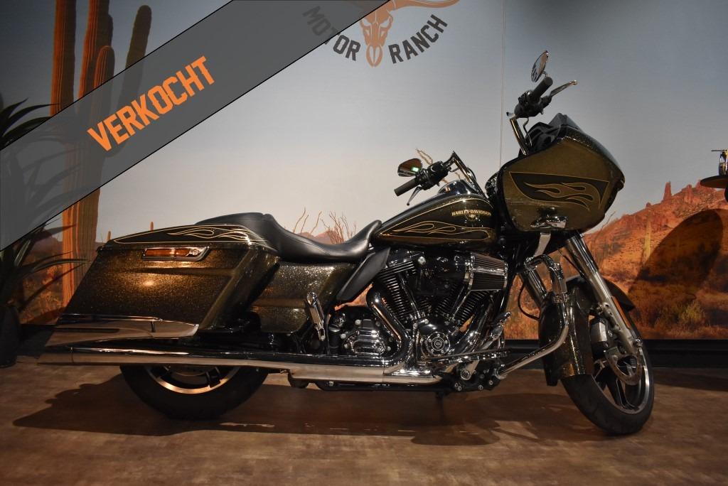 Harley Davidson, FLTRXS, Road Glide Special, 2015, Verkocht