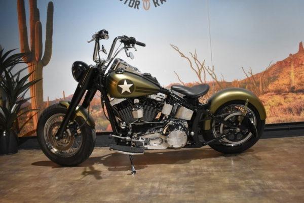 Harley-Davidson-Heritage-Bobber-Custom-Army-2004-Apeldoorn
