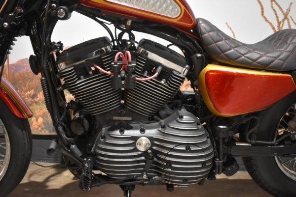 Harley-Davidson-sportster-1200-Custom-Scarlet-Apeldoorn