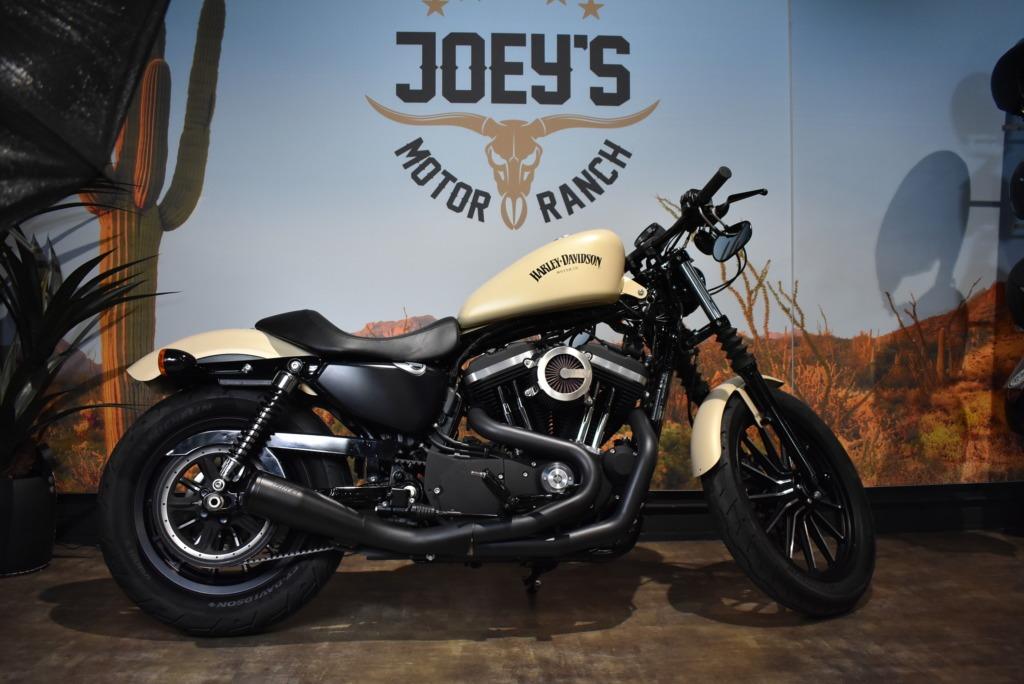 Harley Davidson, sportster, iron, 883,XL883 N