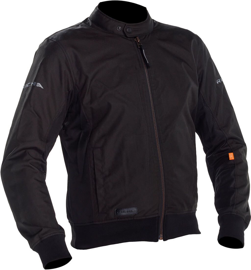 city flow jacket black, Richa