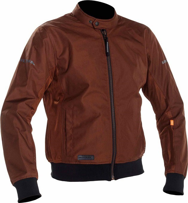 City flow jacket brown, Richa
