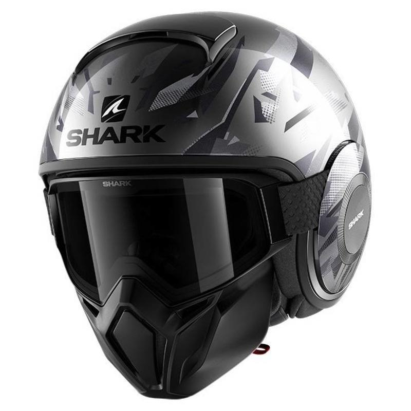 Shark drak kanhji aka antraciet black