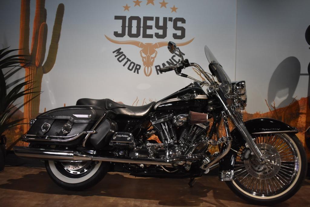 Harley davidson, Road King Classic, 100th Anniversary, FLHRCI, 110 CI, 2003