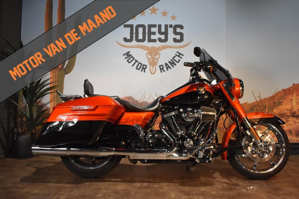 ACTIE, Harley Davidson, Road King, CVO, FLHRSE, 2014, ACTIE