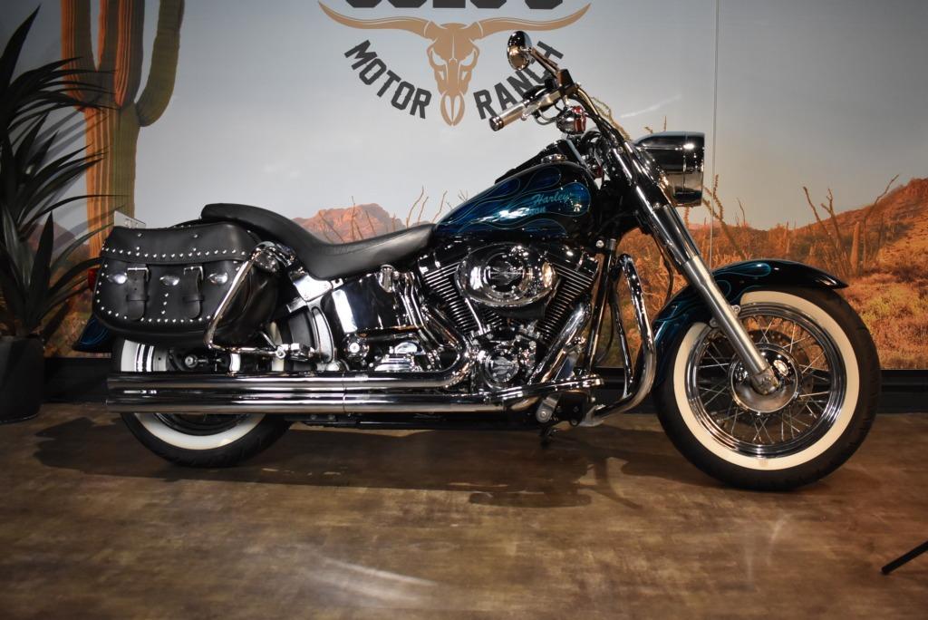 Harley Davidson, Heritage Classic, FLSTC, 2000, verkocht