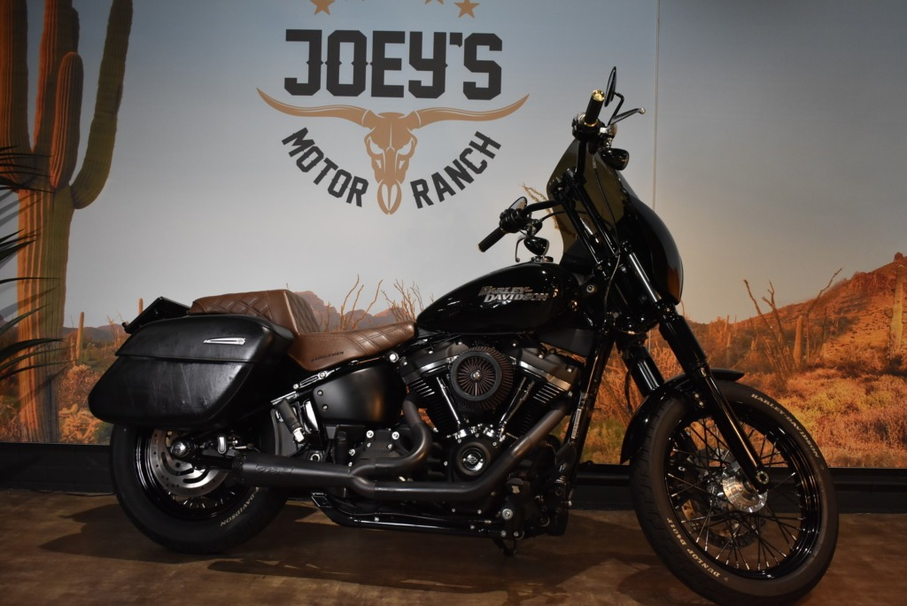 Harley Davidson, Clubstyle, Street Bob, FXBB,  2018