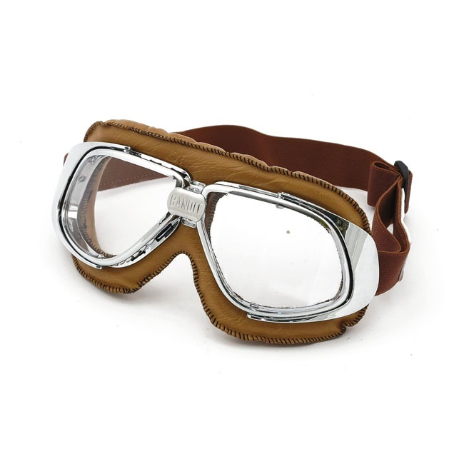 Bandit classic goggles, helder glas