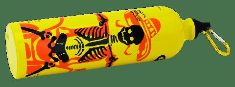 Zodiac, Bidon de chuchaqui