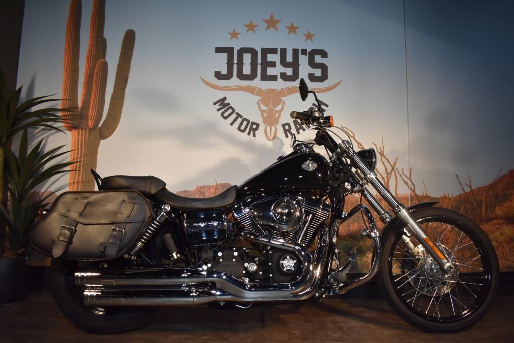 Harley Davidson, FXDWG, Wide Glide, Dyna, 2011