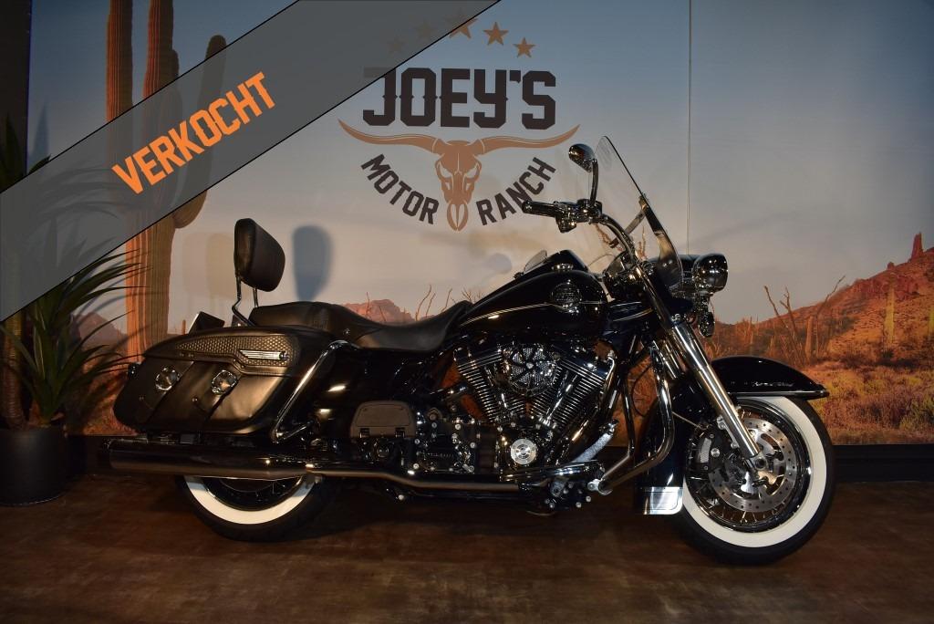 Verkocht, Harley Davidson, Road King Classic, FLHRC, 2009, Verkocht