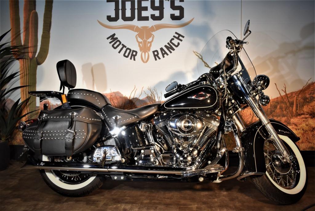 Harley Davidson, Heritage Classic, FLSTC, 2014