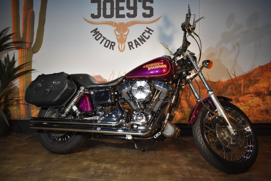 Harley Davidson, Dyna Glide Convertible, FXDS, 1996