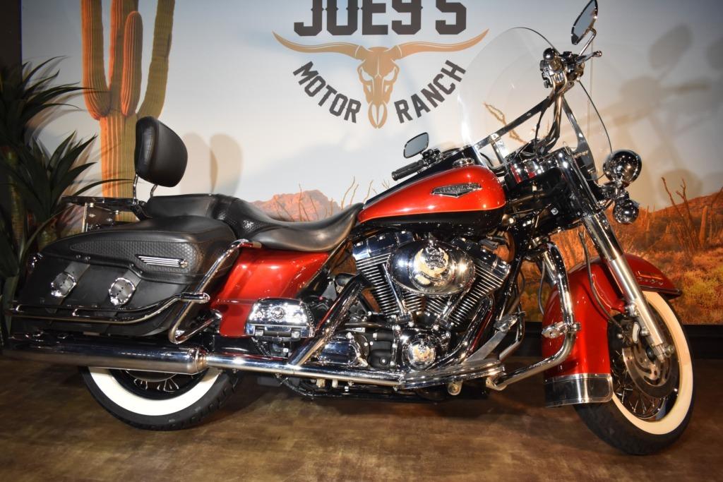 Harley davidson, Road king Classic, FLHRCI, 2006