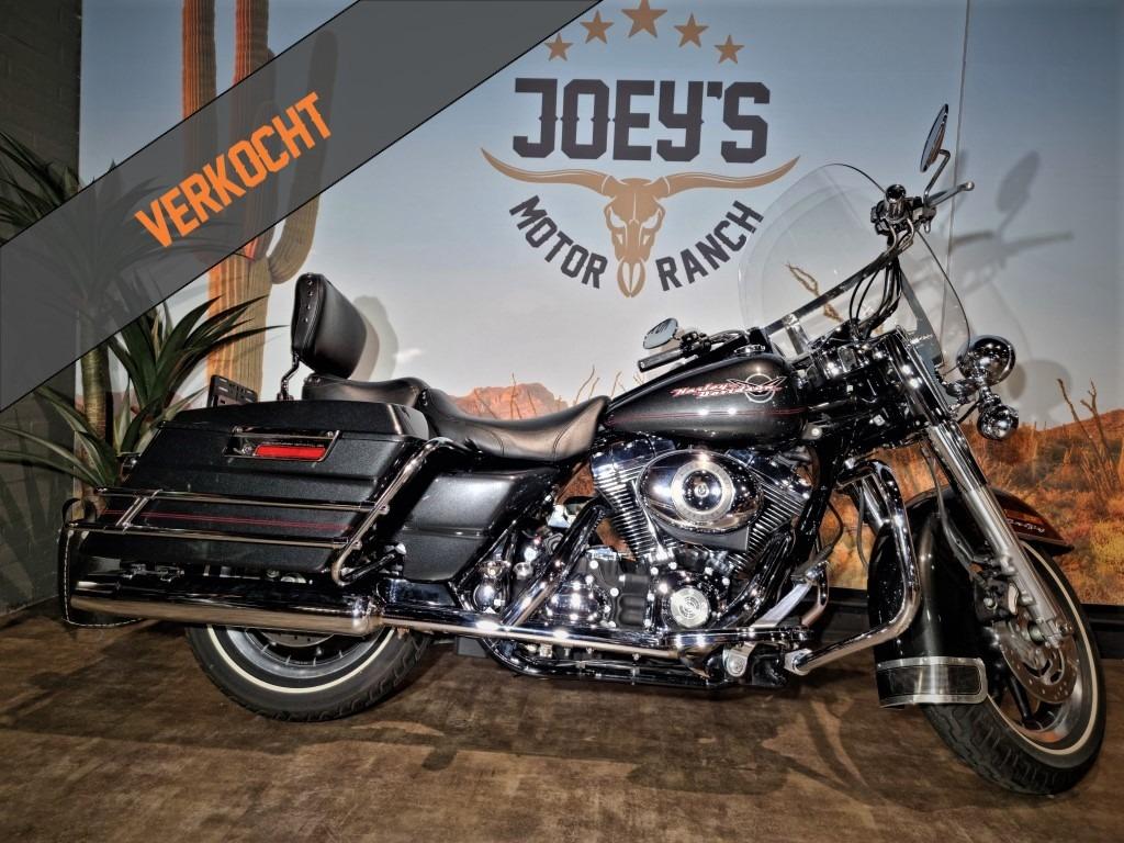 verkocht, Harley davidson, Road King, FLHR, 2007, VERKOCHT