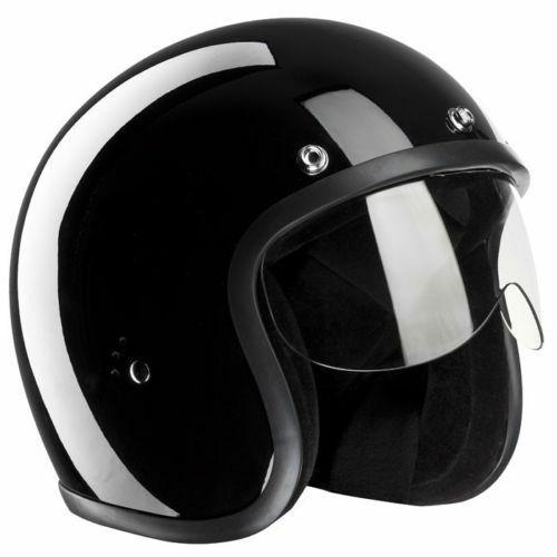 bandit small visor clear