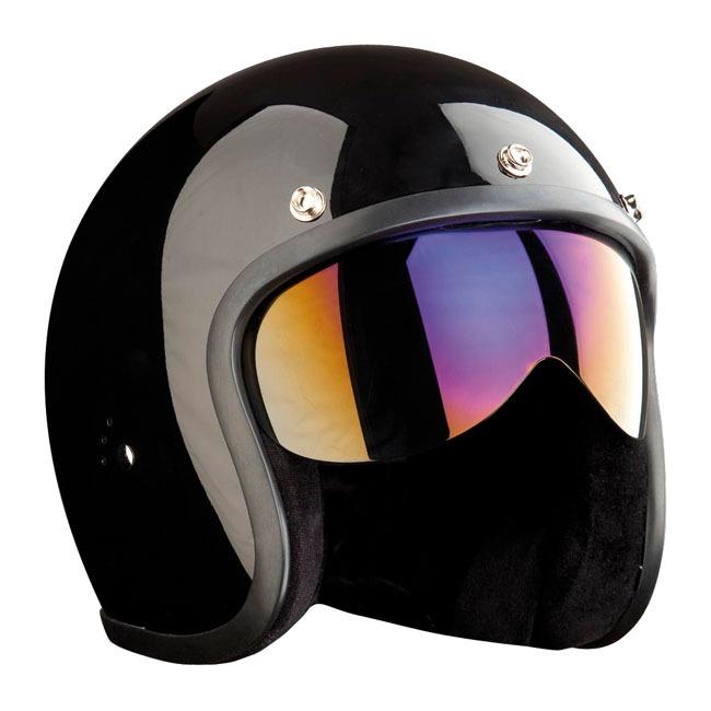 Bandit small visor iridium