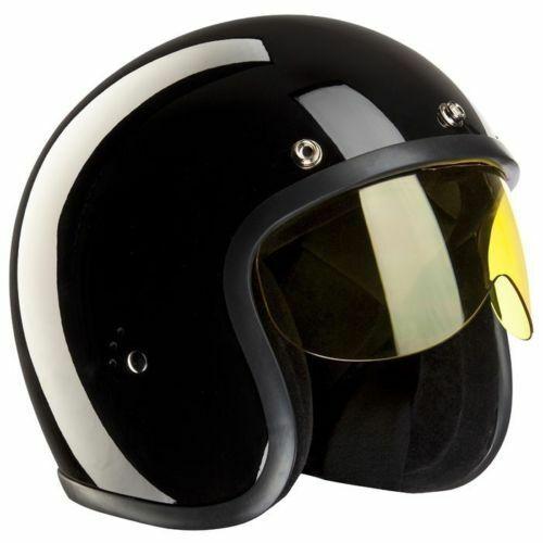 Bandit small visor Yellow