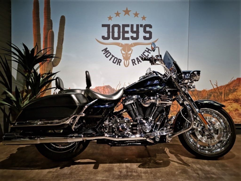 Harley Davidson, FLHRSE, Road King, CVO, Screamin Eagle, 2007