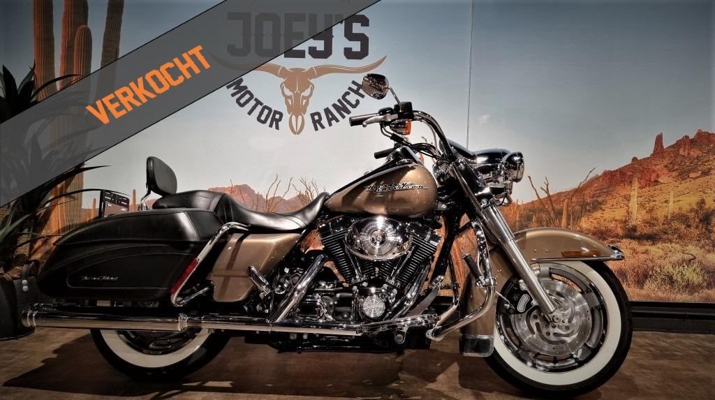 Harley Davidson, FLHRS, Road King Custom, 2005, VERKOCHT