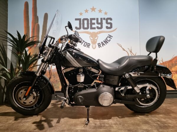 Harley davidson-fat bob-fxdf -015-joeys motor ranch