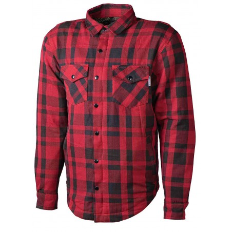 Grand Canyon ranger shirt zwart rood