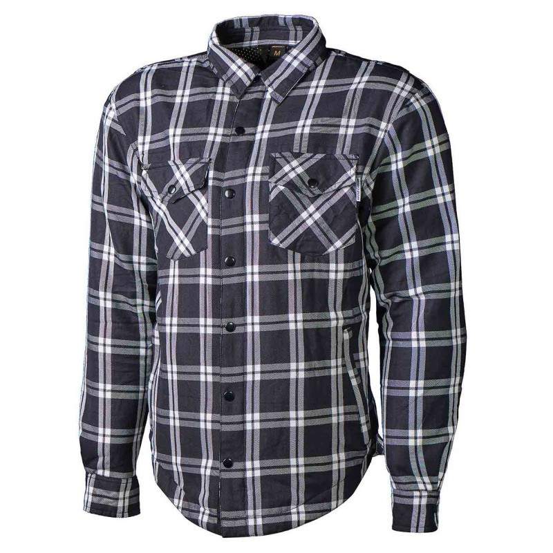 Grand Canyon ranger shirt zwart wit