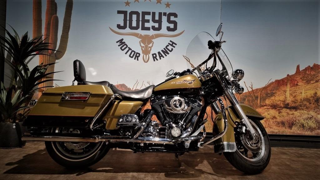 Harley Davidson, FLHR, Road King, 2007