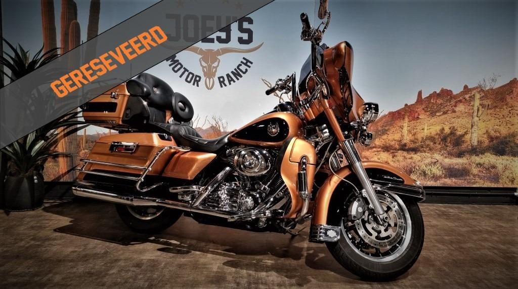 Harley Davidson, FLHTCU, Ultra Classic, Electra Glide, 105 Anniversary, 2008, verkocht