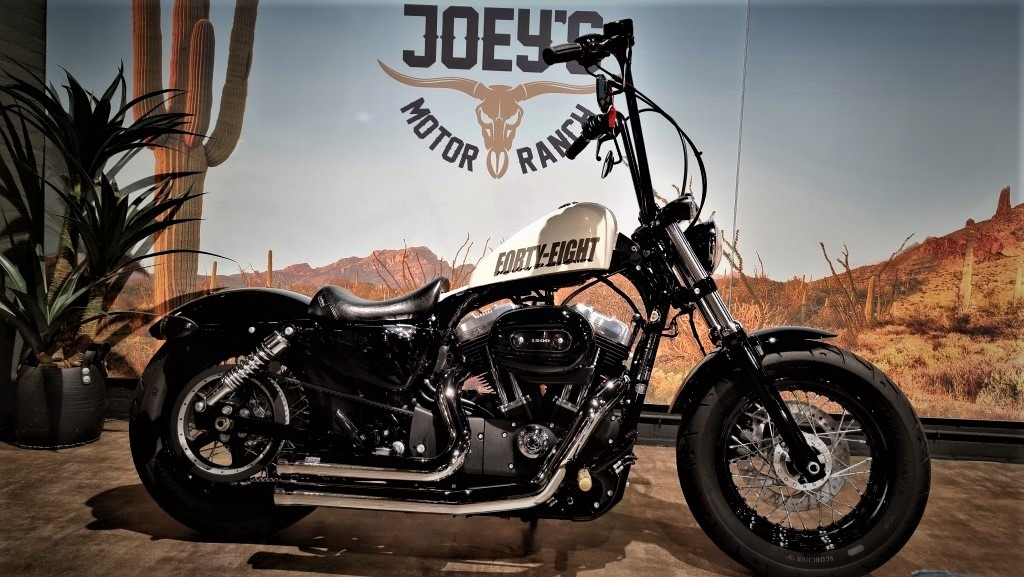 Harley Davidson, Sportster, Forty Eight, 1200 , XL 1200 X, verkocht